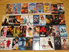 39 VHS MOVIES TAPES IN BOX LOT