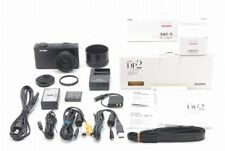 """""""TOP-MINT"""" Sigma DP Series DP2 Merrill 46.0MP Digital Camera Black Excellent 194"""