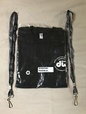 Dw T-Shirt And Lanyards- (New) Lot Of 3