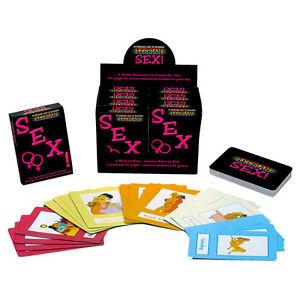 Lesbian Sex! | Sexy Card Game for Lesbian, Gay Women