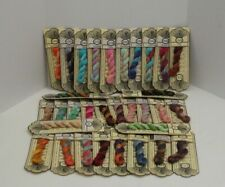 Cottage Garden Cotton Floss 32 skeins for Cross-Stitch Needlepoint Embroidery
