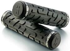 JetBlack Rivet Lock-On Grips - Black/Black (JBG-RIVET-BKBK)