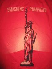 2007 SMASHING PUMPKINS STATUE OF LIBERTY Concert Tour (SM) T-Shirt BILLY CORGAN