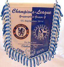 FC Schalke 04 + Wimpel Banner + Chelsea FC + Champions League 2014 + SFCV (28)