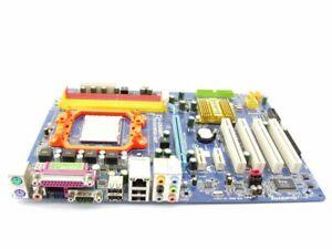 Gigabyte GA-M52L-S3P ATX Desktop PC Computer Motherboard AMD Socket/Socket AM2