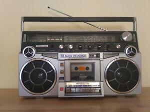 Toshiba RT - 200 S Bombeat Cassete Boombox Ghettoblaster