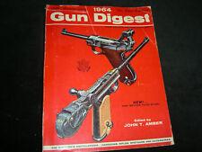 GUN DIGEST, 18th Edition, 1964