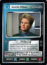Star Trek CCG VOY Voyager Samantha Wildman 132R