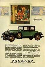 New listing Packard 1927 - Packard Ad - The art of enameling dates from the fifteenth centur