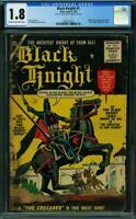 Black Knight 1 CGC 1.8 1st appearance of Black Knight Atlas / Marvel - Eternals