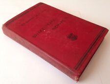Shakespeare's Richard III, Edited By William J. Rolfe, 1904 Antique Hardback