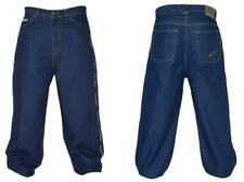 Old School ★RUFF RYDERS★ BAGGY BLUE JEANS HOSE DMX US RAW HIP HOP ERA W34 ★NEW★