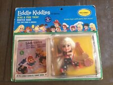 VINTAGE LIDDLE KIDDLES SEARS EXCLUSIVE BEAT-A-DIDDLE MOC