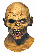 Halloween LifeSize Costume GATES OF HELL ZOMBIE LATEX DELUXE MASK Haunted House
