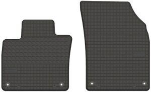 Passgenaue Vorder Gummifußmatten schwarz für Volvo XC90 II ab 2014. Top!!!