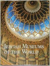 JEWISH MUSEUMS OF THE WORLD ~ GRACE COHEN GROSSMAN ~ PROFUSELY ILLUS ~ GIANT HC