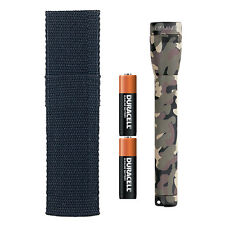 Maglite Mini-Mag Flashlight AA Blister Pack Universal Camo Pattern M2AMR6