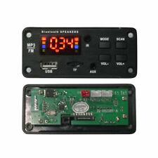 AudioBLUE-Car FM Radio Bluetooth 5 Speaker Module-MP3 Decoder Board-Media Player