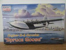 Minicraft Hughes H-4 Hercules Spruce Goose aircraft Model Kit 1/200