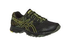 Asics Gel Sonoma 3 Black / Sulphur Spring Trail Running Shoes UK 14 EU 50.5