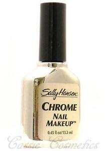 Metallic - Sally Hansen Chrome Nail Polish - Canary Diamond # 32