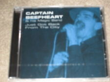 CAPTAIN BEEFHEART - Just Got Back from the City - NOUVEAU CD