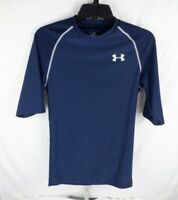 Under Armour Heat Gear Compression Short Sleeve Mens Shirt Size L