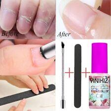 3PCS/set Nail Files Cuticle Pusher Nourishment Oil Tool for Nails Treatment set