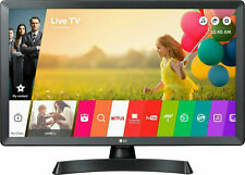 LG SMART TV 28TN515S LED FULL HD MONITOR WXGA DVB-T2 USB WI FI NETFLIX PC PS4