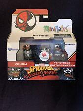 Marvel Spiderman Maximum Venom Minimates