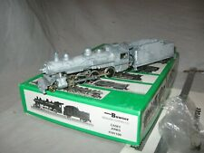 A5170 HO BOWSER 101100 METAL UNDECORATED CASEY JONES 4-6-0 STEAM LOCOMOTIVE