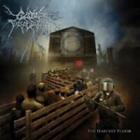"CATTLE DECAPITATION ""THE HARVEST FLOOR"" CD NEW!"
