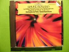 CD Ravel / Bolero - Orchestre de Paris - Daniel Barenboim - Deutsche Grammophon