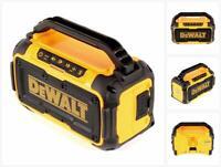 DeWalt Bluetooth Speaker 18v DCR011 10.8V / 18V / 54V Wireless Site Work Robust