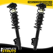 1999-2005 Pontiac Grand Am Rear Complete Struts & Coil Springs w/ Mounts Pair x2