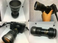 Custom Modified Projection lens 170mm + GFX adapter for Fuji 50R,50s Fujifilm,GF