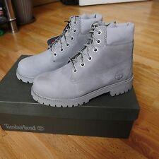 Timberland 6 Inch Premium Boot Grey A172F UK3 US3.5 EU35.5 JP22