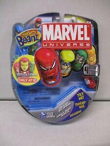 2010 Marvel Universe Mighty Beanz Iron Man