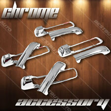 For 2009-2010 Dodge Ram 2500 Chrome Door Handle Cover 4D