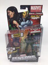 "Viper / Madame Hydra Marvel Legends 6"" Action Figure Arnim Zola BAF Series"