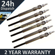 6X DIESEL HEATER GLOW PLUGS FOR AUDI A4 A6 A8 SKODA SUPERB VW PASSAT 2.5 TDI