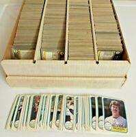 1981 Fleer Baseball Cards Complete Your Set U-Pick (#'s 1-220)