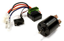 INTEGY RC C25559 Rock Crawler Edition ESC & 55T Drive Motor System w/ Drag Brake