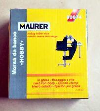 Morsa morsetta da banco Hobby Monopol 50 mm Maurer