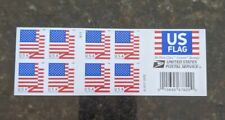 20 Forever Stamps Book US Flag USPS Postage Stars Stripes American Glory 2018