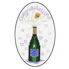 Derwentwater designs carte de vœux kit-champagne