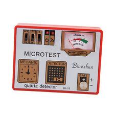 Precision Quartz & Battery Tester Demagnetizer Timegrapher Watch Demagnetization