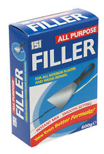 All Purpose Filler Boxed For Interior Plaster And Wood Repair Instant Mix 600g