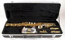 """Sopran Saxophon  """"INVOTONE"""" Sax1SL  inkl. Koffer und Mundstück"""