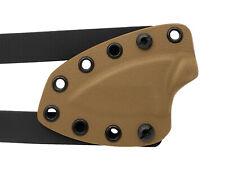 KaBar TDI Kydex Knife Sheath - Fits Models 1477 1480 1481 - Coyote Brown TDI
